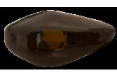 LENTE PISCA TITAN 150 14 FUME AMARELADO (DIANTEIRO DIR)
